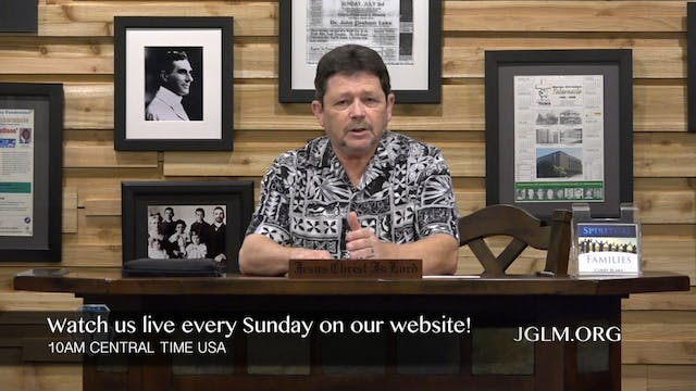 John G Lake Ministries (08-24-2020)