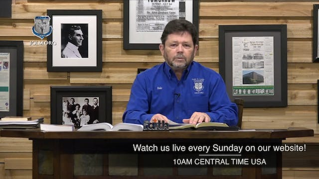 John G Lake Ministries (10-28-2020)