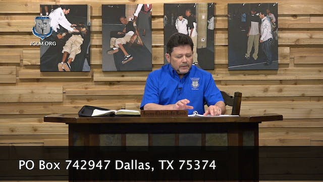 John G Lake Ministries (07-24-2020)