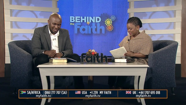 Behind The Faith (07-29-2020)