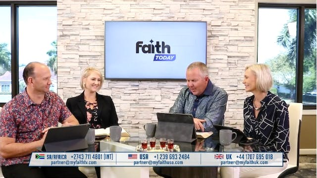Faith Today Special (03-20-2020)