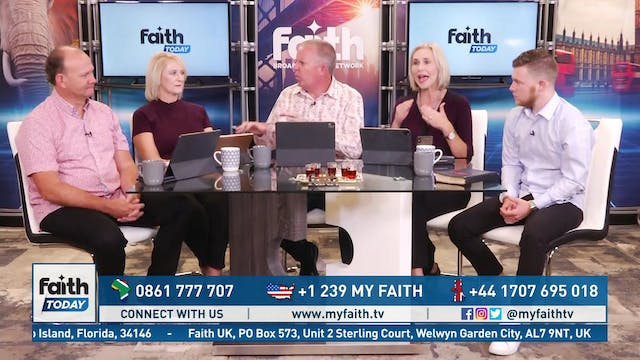 Faith Today Special (07-24-2020)