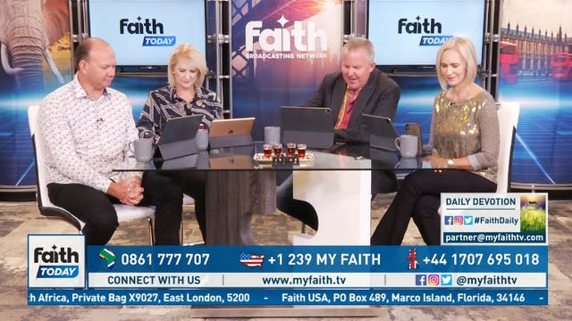 Faith Today Special (07-29-2020)
