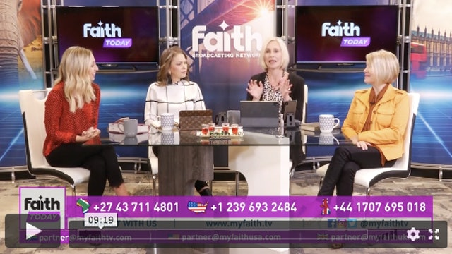 Faith Today Special - Womens Week (01-18-2021)