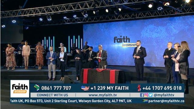 Faith Worship @ The River (07-12-2020)