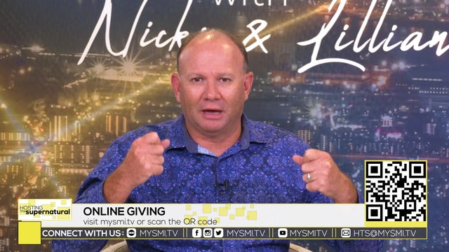 Hosting The Supernatural With Nicky & Lillian (09-13-2020)