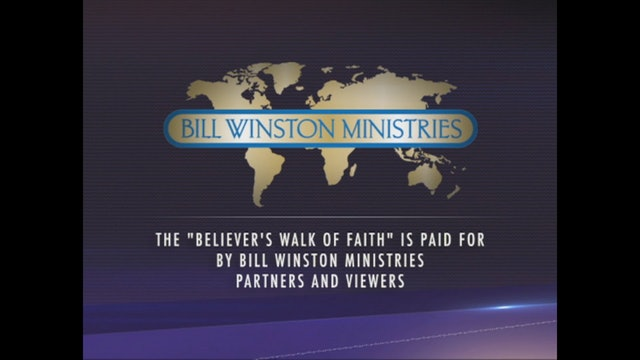 Believer's Walk Of Faith (03-23-2021)