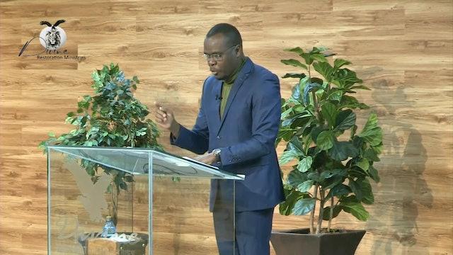 Divine Restoration Ministries (08-30-2020)