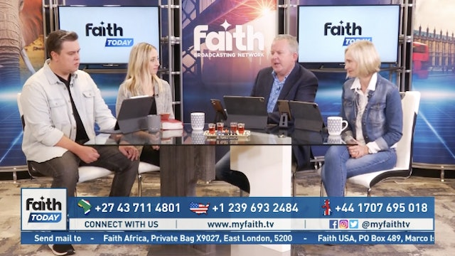 Faith Today Special (01-13- 2021)