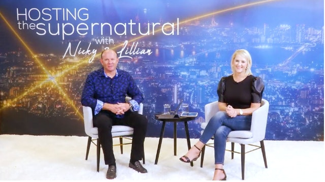 Hosting The Supernatural With Nicky & Lillian (11-01-2020)