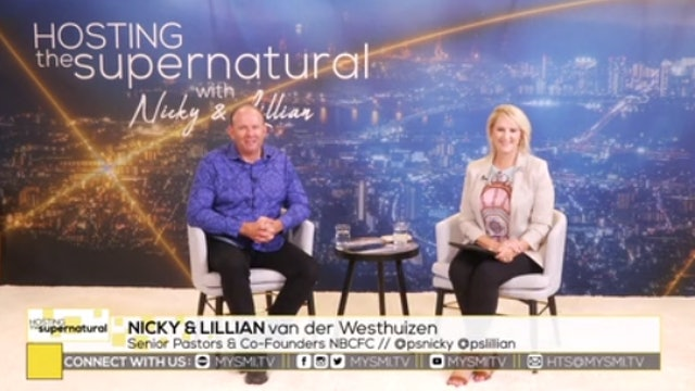 Hosting The Supernatural With Nicky & Lillian (10-11-2020)