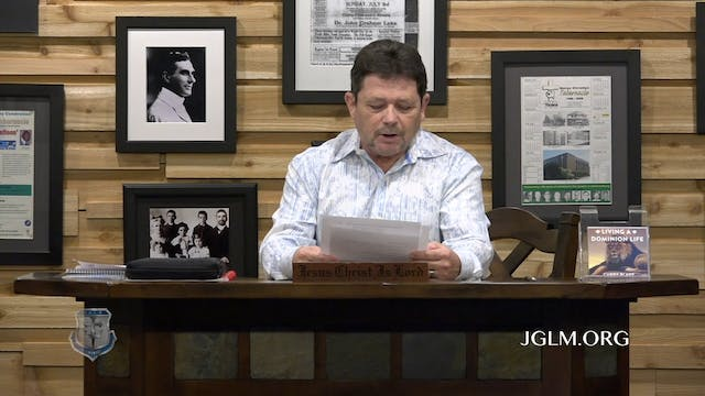 John G Lake Ministries (08-21-2020)