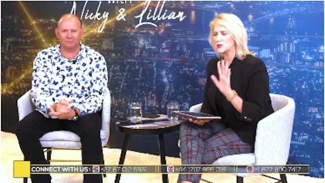 Hosting The Supernatural With Nicky & Lillian (11-08-2020)