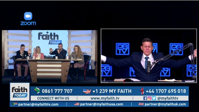 Faith Today Special (07-22-2021)