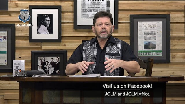 John G Lake Ministries (12-09-2020)