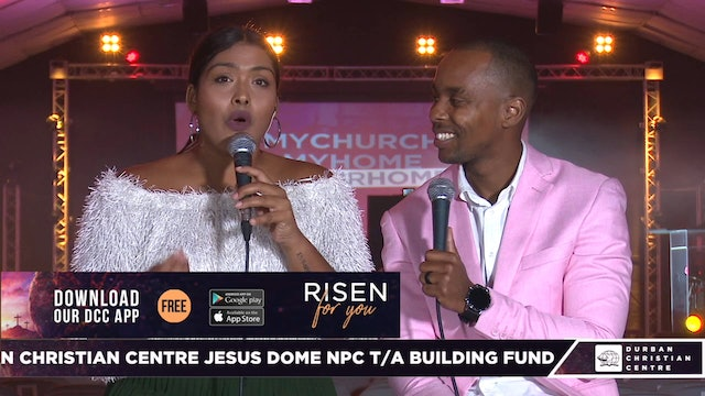 Durban Christian Centre (Easter Sunday)