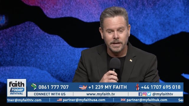Faith Today Special (08-25-2020)