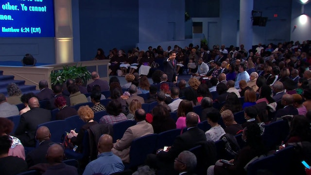 Believer's Walk Of Faith (11-11-2020)
