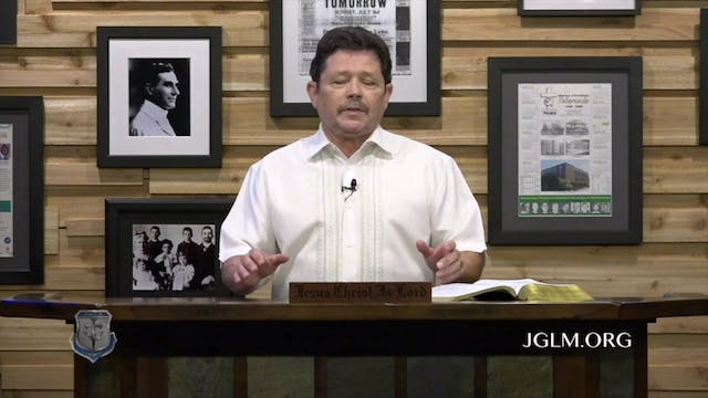 John G Lake Ministries (05-04-2020)