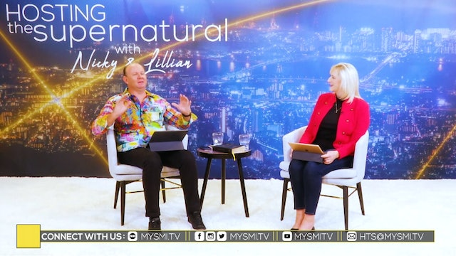 Hosting The Supernatural With Nicky & Lillian (03-07-2021)
