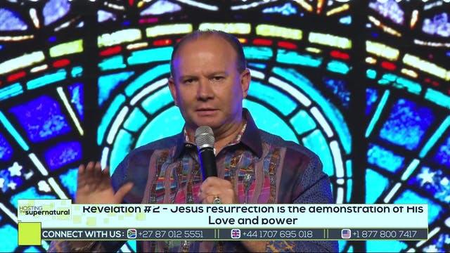 Hosting The Supernatural (04-11-2021)