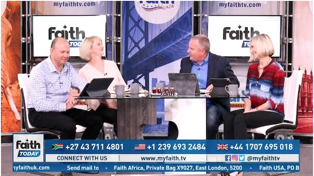 Faith Today Special (04-29-2020)