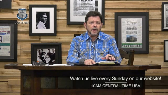 John G Lake Ministries (12-15-2020)