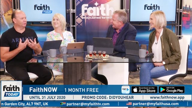 Faith Today Special (07-17-2020)