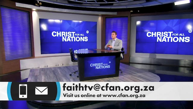 Christ For All Nations (03-13-2021)
