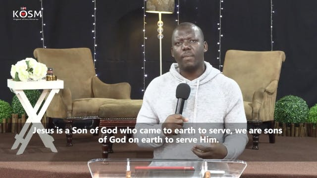 Kingdom Of Sons Ministries (10-04-2020)