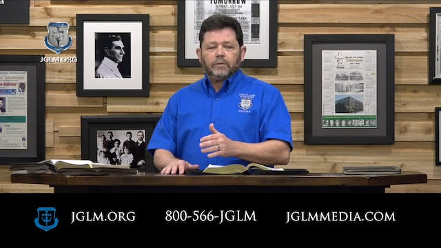 John G Lake Ministries (11-03-2020)