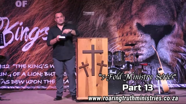 Roaring Truth Ministries (11-01-2020)