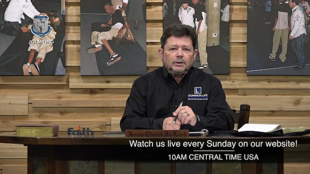 John G Lake Ministries  (07-14-2020)