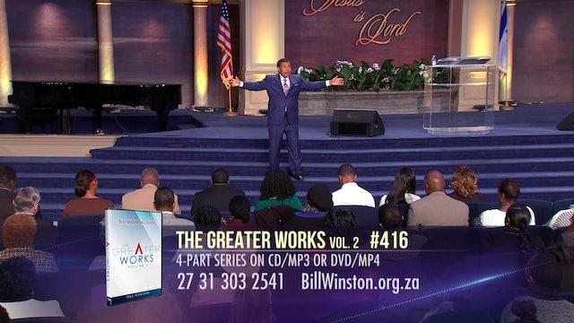 Believer's Walk Of Faith (12-10-2020)