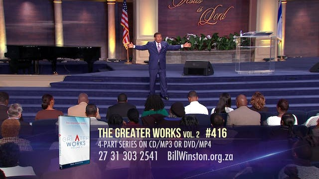 Believer's Walk Of Faith (12-10-2020)