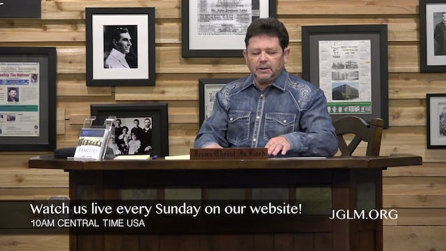 John G Lake Ministries (11-11-2020)