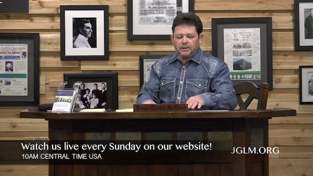 John G Lake Ministries (11-11-2020)