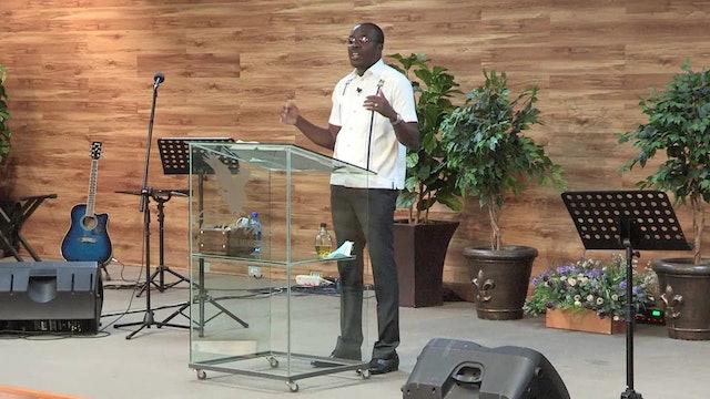 Divine Restoration Ministries (11-15-2020)