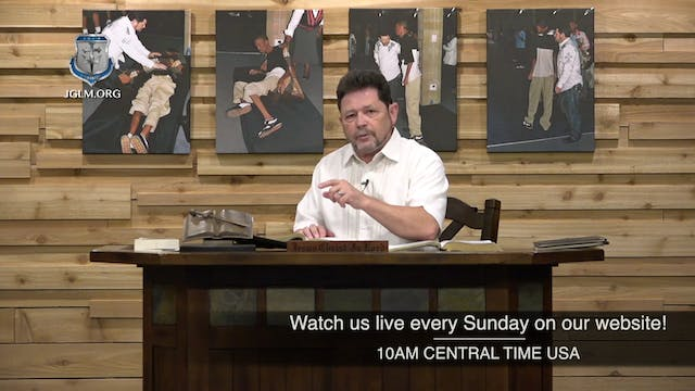 John G Lake Ministries (03-12-2020)