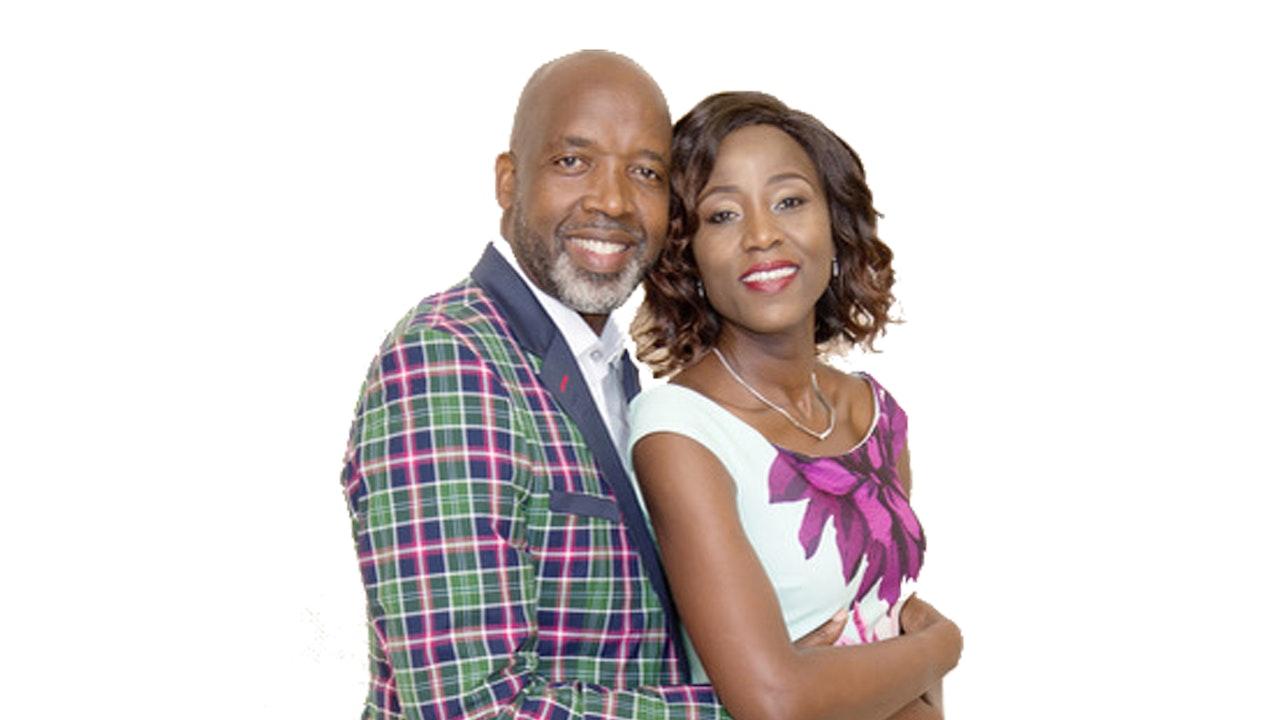 Hope Alive - Chris & Phindi Mathebula