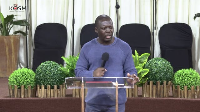 Kingdom Of Sons Ministries (11-08-2020)