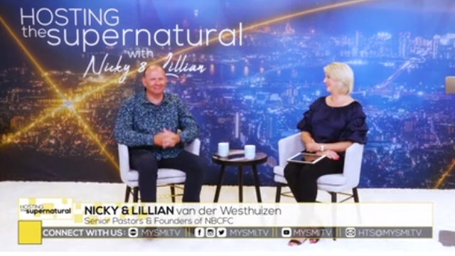 Hosting The Supernatural With Nicky & Lillian (06-28-2020)