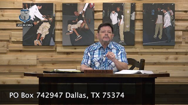 John G Lake Ministries (03-17-2020)