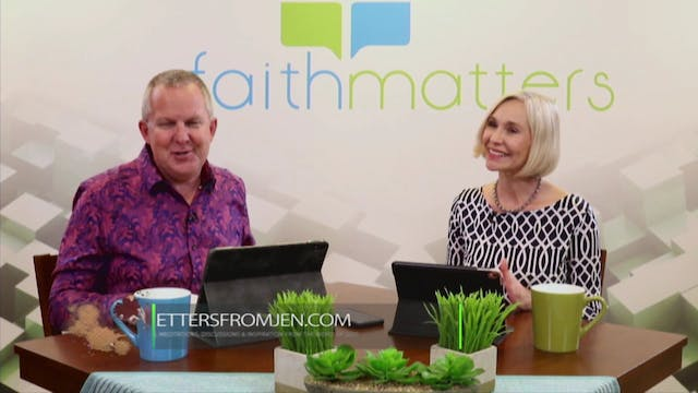 03-29-2020 - Faith Matters - Episode 104