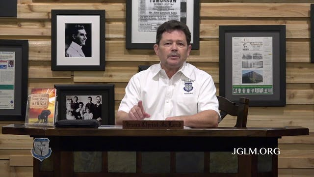 John G Lake Ministries (06-24-2020)