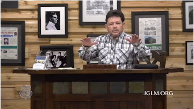 John G Lake Ministries (11-13-2020)