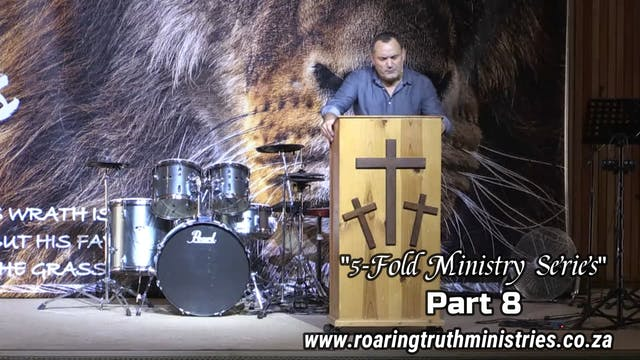 Roaring Truth Ministries (09-27-2020)
