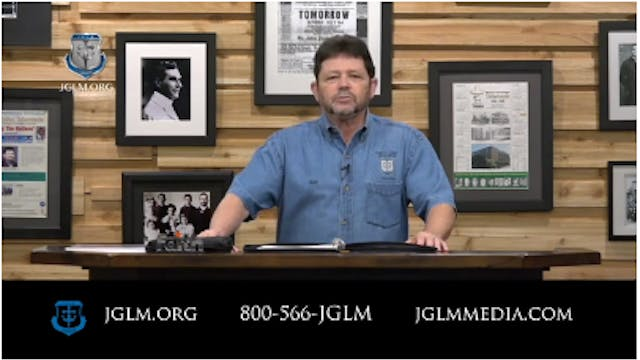 John G Lake Ministries (10-05-2020)