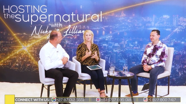 Hosting The Supernatural With Nicky & Lillian (09-20-2020)