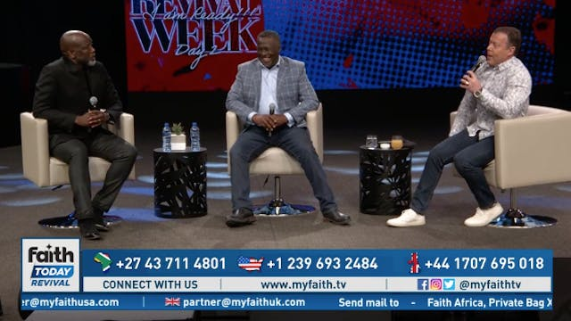 Faith Today Special (08-18-2020)